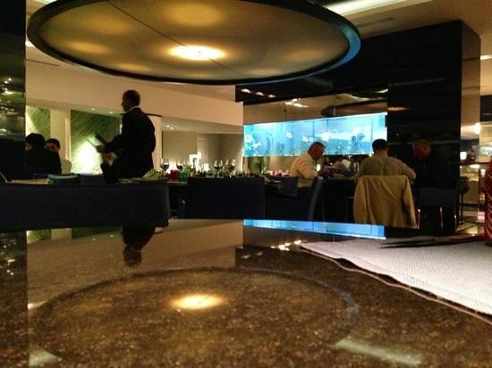 Fusion Seafood & Sushi : main lobby