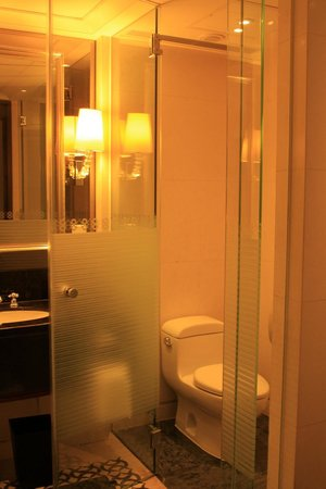 Sofitel Macau At Ponte 16: luxury and large bathroom