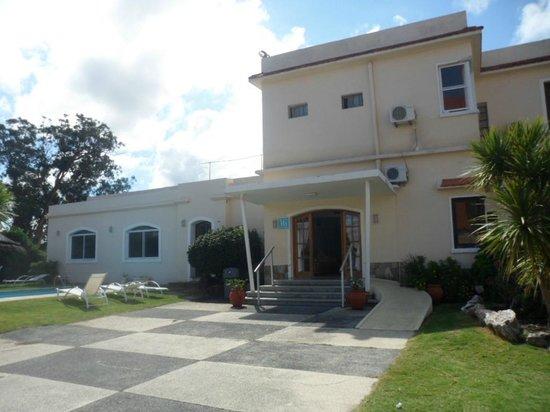 Hosteria Puerto del Ingles: fachada