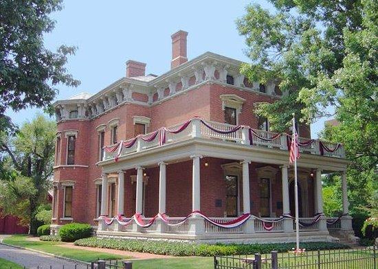 Benjamin Harrison Presidential Site