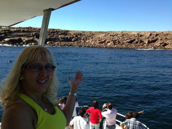 Isla de Lobos: Isla con magia...