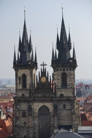 Hilton Prague Old Town: Town Square