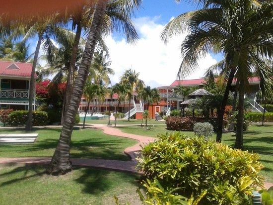 Pineapple Beach Club Antigua: Hotel Garten