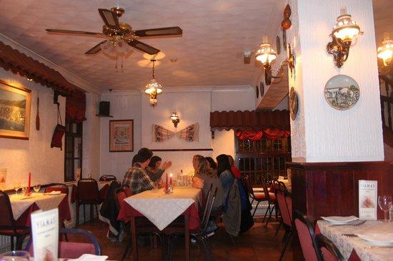 Borough Road Wirral Greek Restaurant