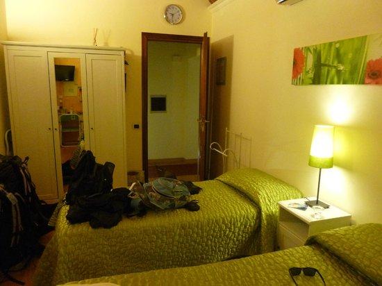 B&B corso Italia: habitacion