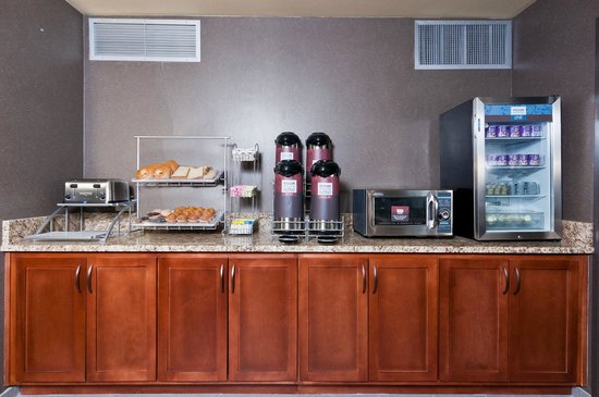 Comfort Inn: Breakfast Area