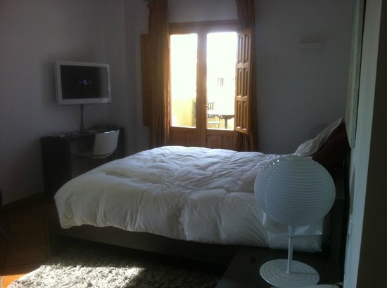 Hotel Nou Roma : hab