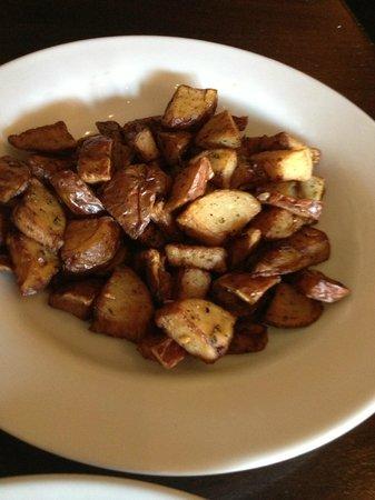 Bijou Restaurant & Bar : Potatoes