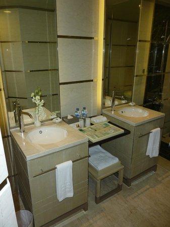 Hotel Nikko Saigon: Salle de bains agréable