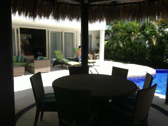 Marival Residences Luxury Resort : alberca privada