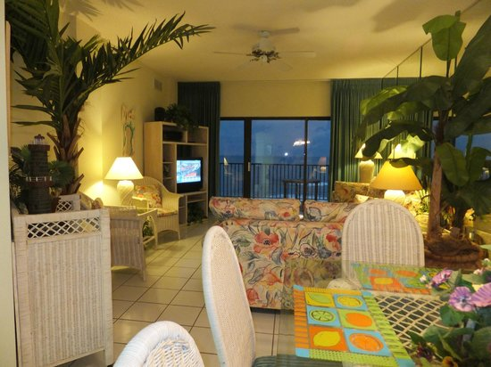 The Palms: Upgraded furnishings thru-out