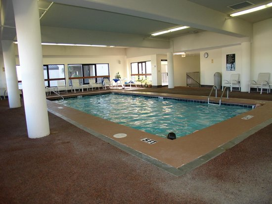 The Palms: Indoor Pool