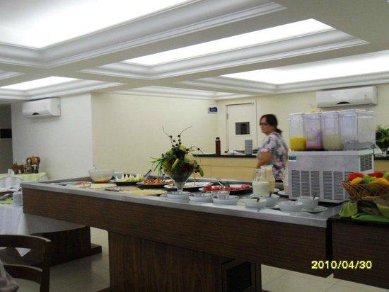 Sanfelice Hotel: desayuno