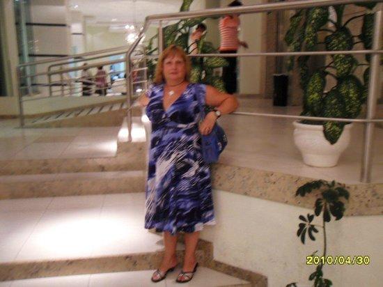 Sanfelice Hotel: recepcion