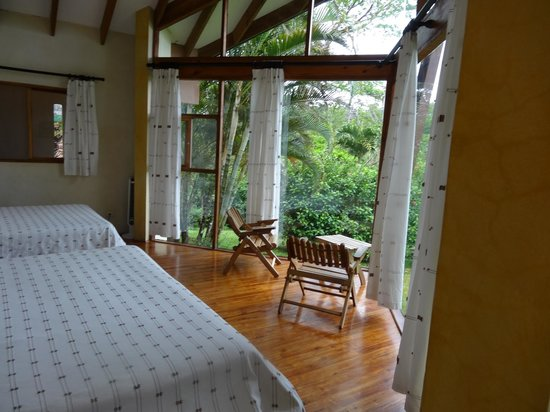 Tenorio Lodge: belle chambre