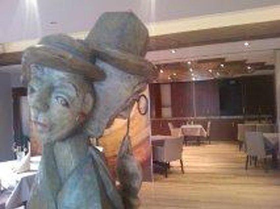 Flair Hotel Nieder: Details inside
