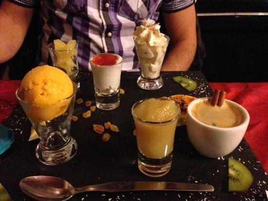 La Strada Saint Brieuc : café gourmand !!