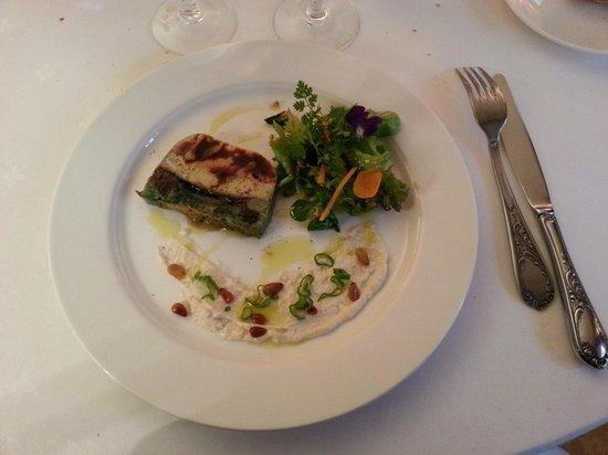 Restaurant Marc et Christine : Entree