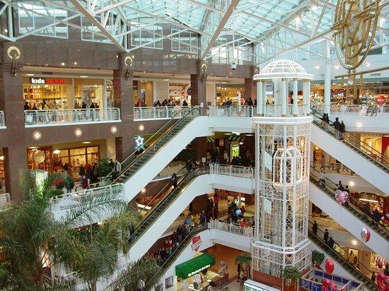 Tesco Mall Photo