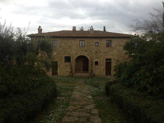 Rigone in Chianti: Our villa / apartment