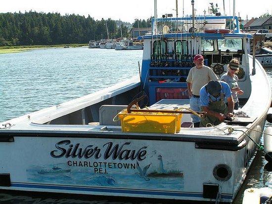 Bearded Skipper's Deep Sea Fishing