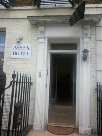 Arriva Hotel: piccolo ma funzionale