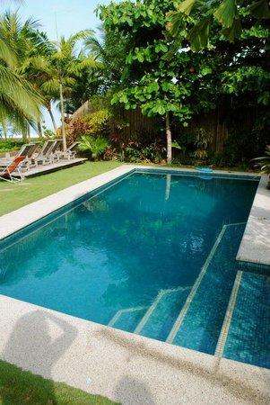 Tortuga del Mar: the pool