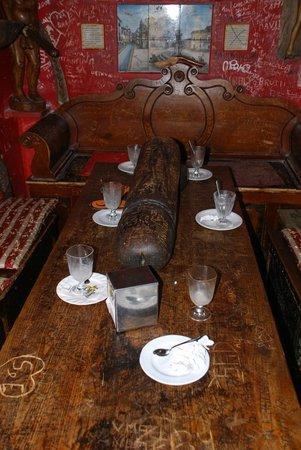 caffe bar Turrisi: Bar Turrisi interno