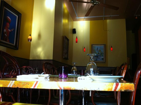 Aslam's Rasoi: Tables