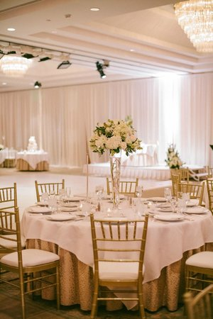 Island Hotel Newport Beach: Main Ballroom for our Wedding Reception