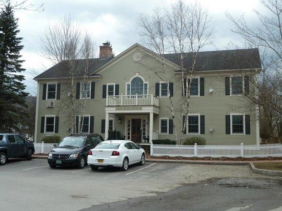 Green Mountain Inn: Mill House - Outside