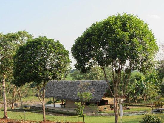 Kalu's Hideaway: le spa au milieu du jardin