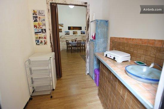 Art House: Area kitchen