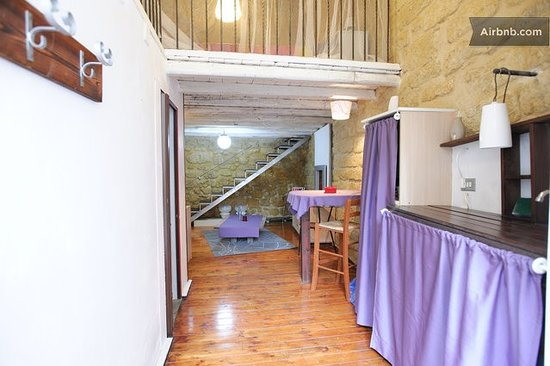 Art House: Kitchen area junior suite