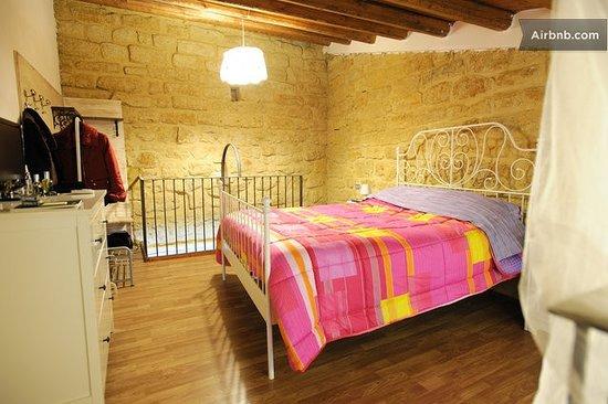 Art House: Junior suite bedroom