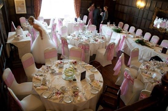 Thurnham Hall: perfectly decorated room