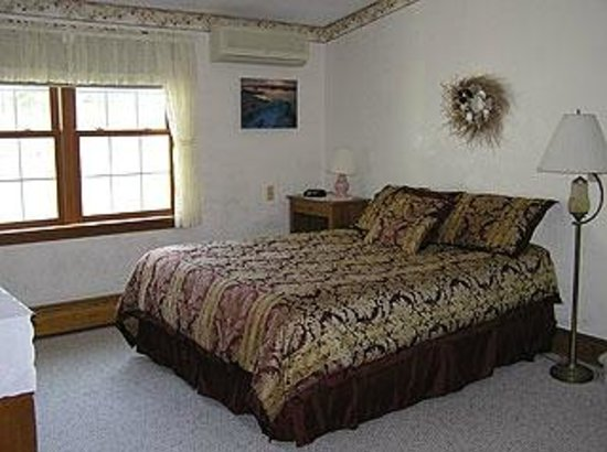 Family House Bed and Breakfast : Suite master bedroom