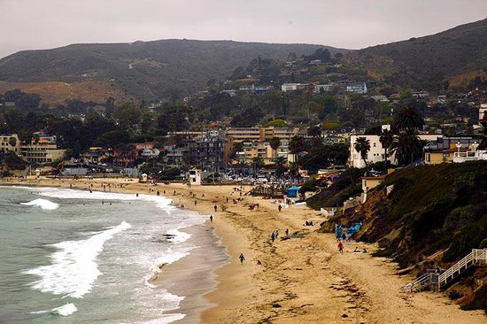 Pacific Edge Hotel on Laguna Beach: View from Front Suite