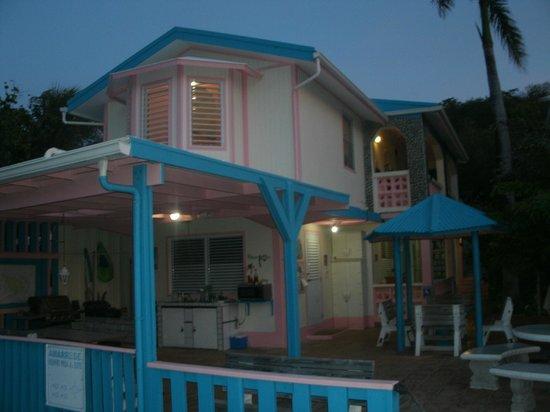 Villa Fulladoza Guest House: terraza