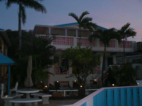 Villa Fulladoza Guest House: En la terraza