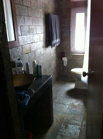 Thorong Peak Guest House: Bathroom