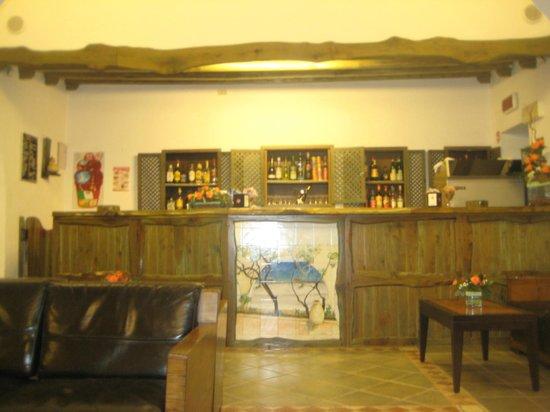 El Balear: Bar in hotel