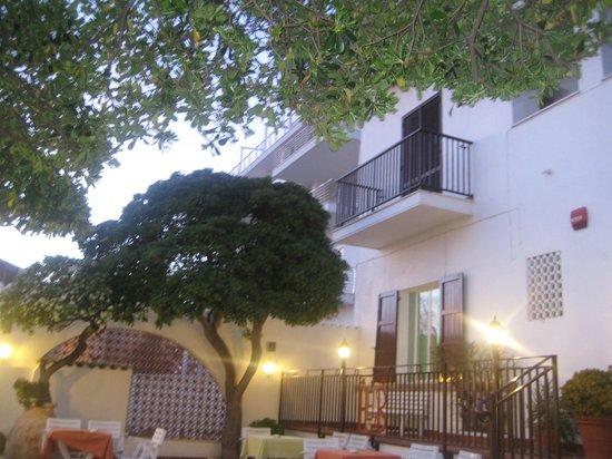 El Balear: Our room