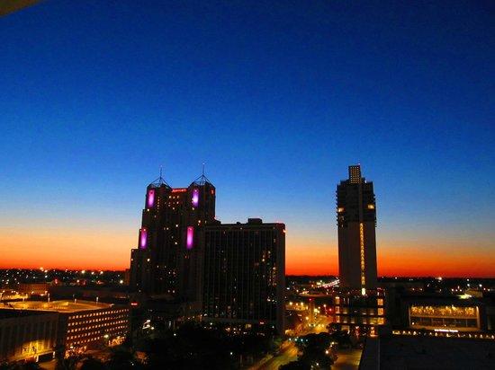 Hilton Palacio del Rio: Sunrise view