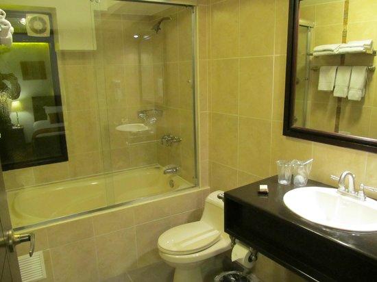 Tierra Viva Cusco Plaza: Bathroom