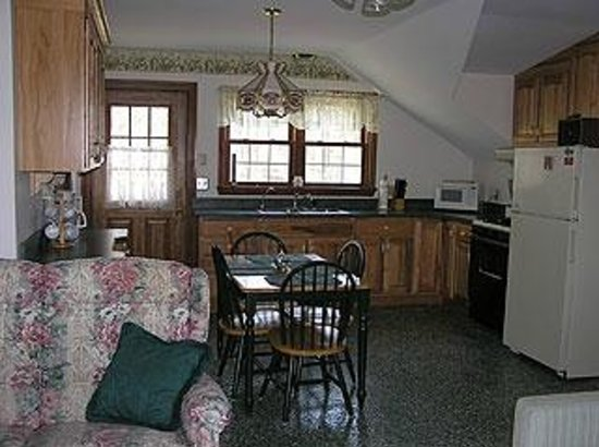 Family House Bed and Breakfast : Suite Kitchen