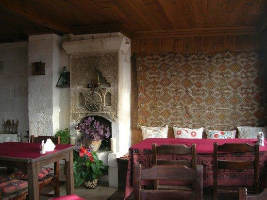 Takaev: Salle à manger