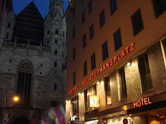 Hotel Am Stephansplatz: Hotel very close to cathedral