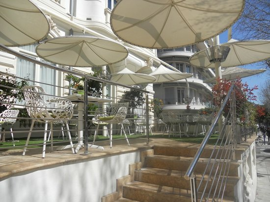 Boscolo Exedra Nice, Autograph Collection: Terrace Bar