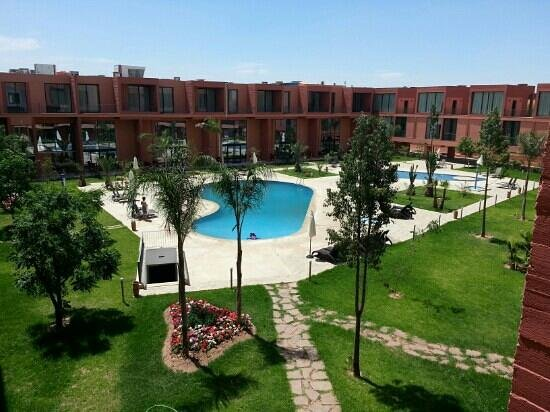 Hotel Rawabi Marrakech And Spa